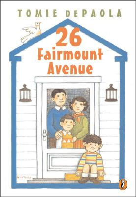 26 Fairmount Avenue By dePaola, Tomie