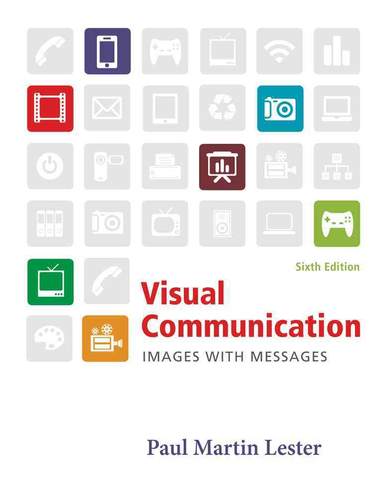 Visual Communication By Lester, Paul Martin